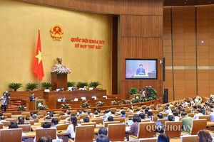 Nên giao Quốc hội quyết danh mục kế hoạch đầu tư công trung hạn