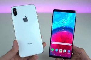 iPhone XS Max, Galaxy S9 nằm trong Top 5 smartphone đang giảm giá mạnh tại thị trường Việt Nam