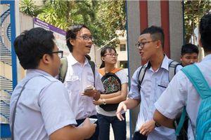 Đề thi môn Toán vào Trường Chuyên năng khiếu ĐHQG TP Hồ Chí Minh bị sai
