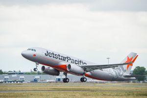 Jetstar Pacific nhận thêm máy bay Airbus A321 phục vụ khách cao điểm Hè
