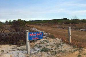 Chủ tịch xã ở Bình Thuận lạm quyền chỉ bị... rút kinh nghiệm