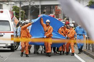 13 học sinh tiểu học bị đâm trong vụ xả dao nghiêm trọng ở Tokyo
