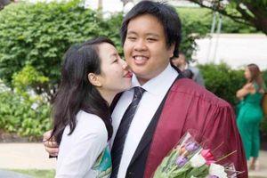 Đỗ Nhật Nam tốt nghiệp cấp 3 tại Mỹ, dự định theo học ngành âm nhạc