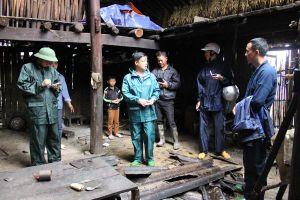 Bắc Bộ đón đợt mưa lớn, nhiều tuyến đường ở Hà Giang sạt lở nghiêm trọng