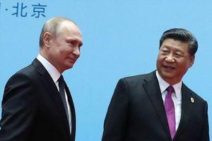 Trung Quốc tìm đến cậy nhờ Nga giữa cuộc chiến thương mại với Mỹ