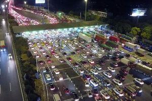 Trung Quốc đẩy mạnh thu phí tự động trên đường bộ cao tốc