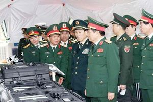 Thúc đẩy hợp tác quốc phòng Việt - Trung