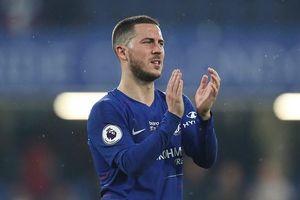 Xong giải thưởng cá nhân, Hazard nhắm đến 'màn chia tay hoàn hảo'