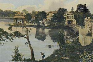 Ảnh tô màu cực quý về Đông Dương năm 1903