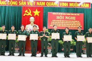 BĐBP Phú Yên sơ kết 3 năm thực hiện Chỉ thị 05 của Bộ Chính trị
