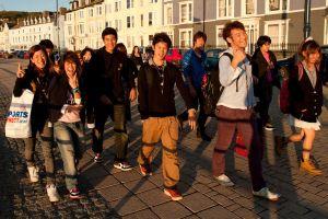 Du học sinh Trung Quốc né Mỹ, chọn Anh, Canada, Úc