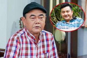 NSƯT Việt Anh chưa vượt qua nỗi buồn khi Anh Vũ qua đời