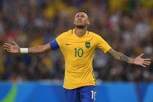Neymar bị tước băng thủ quân tuyển Brazil tại Copa America
