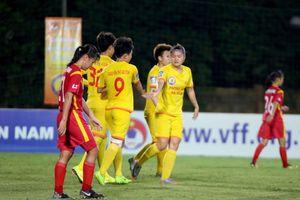 Cúp bóng đá nữ quốc gia: Hà Nội và Phong Phú Hà Nam vào chung kết