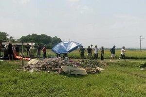 Hà Nội: Bắt nghi can sát hại người phụ nữ ở Ứng Hòa rồi phi tang xác trong bãi rác