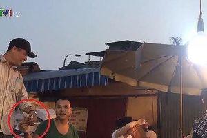 Truy tố Hưng 'kính' và các đàn em vì bảo kê tại chợ Long Biên
