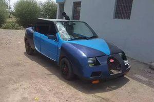 Bugatti Veyron nhái chỉ có giá 134 triệu đồng ở Ấn Độ