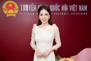 Châu Ngọc Bích trải lòng sau nửa năm đăng quang 'Hoa hậu Đại sứ Quý bà Hoàn vũ'
