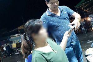 'Trùm' bảo kê Hưng 'kính' đe dọa tiểu thương chợ Long Biên như thế nào?