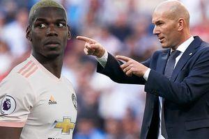 Pogba giảm lương về Real Madrid, Cavani từ chối đến MU