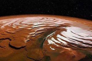 NASA phát hiện băng cổ đại khổng lồ trên hành tinh Đỏ