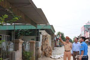 Rà soát, xử lý các trường hợp đất ở nằm trong hành lang ATGT đường bộ