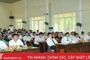 90 học viên Hà Tĩnh tham gia lớp cao cấp lý luận chính trị hệ không tập trung
