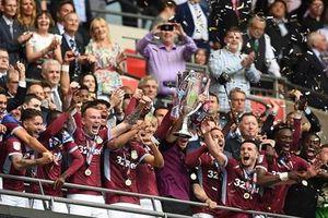 Aston Villa trở lại Premier League sau trận cầu đắt giá nhất hành tinh