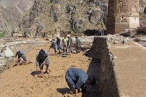 Afghanistan kịp thời 'giải cứu' Di sản thế giới khỏi mưa lũ
