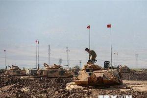 Thổ Nhĩ Kỳ mở chiến dịch chống các tay súng PKK ở miền Bắc Iraq