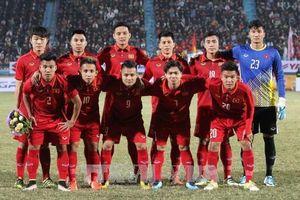 U23 Việt Nam triệu tập cầu thủ chuẩn bị giao hữu với U23 Myanmar