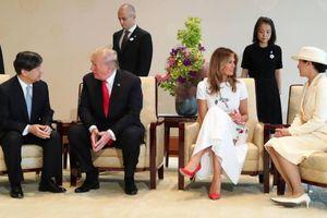 Những thay đổi ngoại giao trong cuộc gặp giữa Tổng thống Trump và tân Nhật hoàng