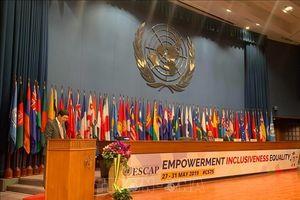 ESCAP thúc đẩy hợp tác bao trùm và bình đẳng