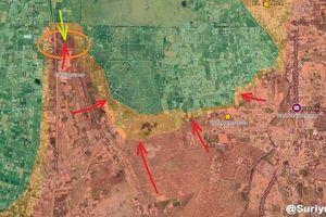 Quân đội Quốc gia Lybia LNA dội bom Tripoli, dân quân chính phủ GNA bắt sống 1 xe thiết giáp