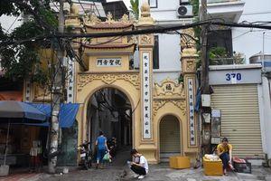 Chuyện về chiếc cổng làng đẹp nhất Kinh kỳ