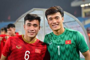 HLV Park công bố danh sách U23 Việt Nam: Bùi Tiến Dũng, Trọng Đại tái xuất