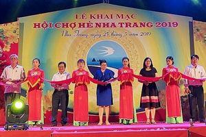 Hội chợ hè Nha Trang 2019: Sức mua, sức bán hơn dự tính