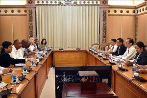 Cote d'Ivoire trở thành đối tác thương mại hàng đầu của Việt Nam tại châu Phi