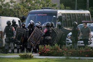 Brazil: Bạo loạn tại 4 nhà tù, ít nhất 40 người thiệt mạng