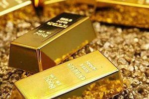 Giá vàng bị kìm hãm đà tăng