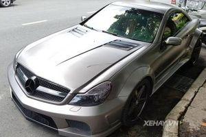 Sài Gòn: 'Tóm gọn' Mercedes-Benz SL55 AMG độ Misha Design & Platinum Motorsport độc nhất Việt Nam