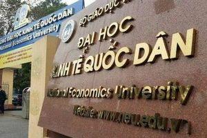 Bất ngờ hàng loạt đại học, học viện hàng đầu Việt Nam đào tạo 'chui'