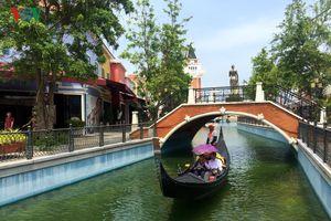 Tới Venezia của Thái Lan, tận hưởng không gian lãng mạn như nước Ý