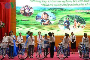 Phát động Tháng hành động vì trẻ em và Khai mạc các hoạt động Hè 2019