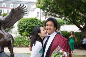 Thần đồng Đỗ Nhật Nam tốt nghiệp cấp 3 tại Mỹ