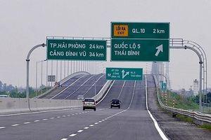 Đề xuất Quốc hội cho phép bố trí 4.069 tỷ đồng để thanh toán nợ dự án cao tốc Hà Nội - Hải Phòng