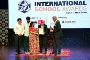 Tập đoàn giáo dục Nguyễn Hoàng nhận giải thưởng quốc tế về công nghệ trường học