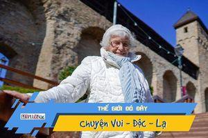 Biết gì về cụ bà 100 tuổi, trúng cử vào hội đồng thị trấn Đức