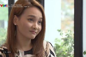 'Về nhà đi con' tập 33: Thư đòi Vũ 3 tỷ cho hợp đồng hôn nhân