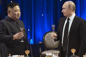 Tiết lộ sự cố khó ngờ trong chuyến thăm Nga của ông Kim Jong Un